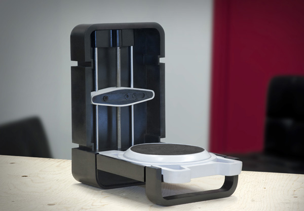 Máy quét 3D - 3DViScanner
